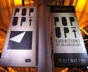 papier-tentoonstelling Pop Up exhibition Amsterdam