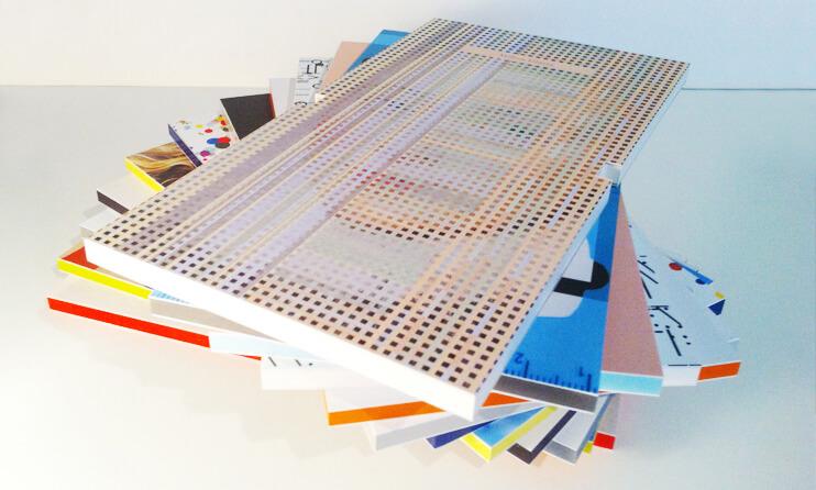 BO12-box - gelimiteerde box met 12 notitieboekjes op verschillend papier